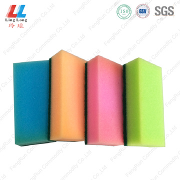Basic colorful goodly sponge pad