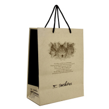 Wholesale Cheap Promotion Kraft Paper Bag