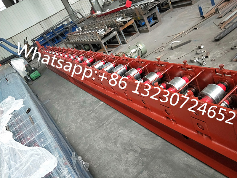 steel frame rail machine