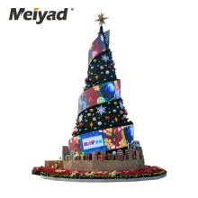 Christmas LED Tree P4 Outdoor Flexible LED Display