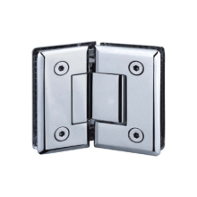 Glass to Glass Frameless 135 Degree Door Hinges