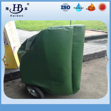 High quality pvc coated tarpaulin for equipment cover