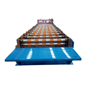 good quality customized types of rolling machine in metal