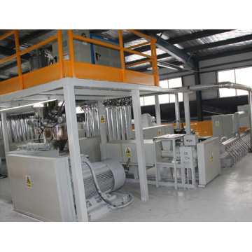 High-yield new PP Spun-bonded Nonwoven production line