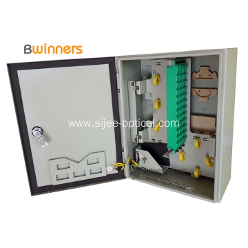 FTTH Fiber Optic Termination Distribution Box SC