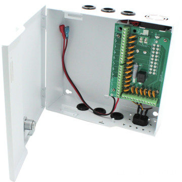 ups cctv camera junction box power supply