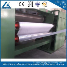 Low price AL-1600 S 1600mm nonwoven machine made in China