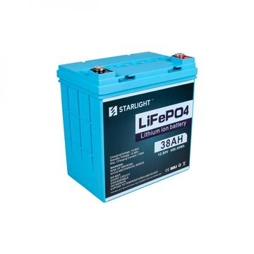12.8V 38AH LiFePO4 Battery to Replace Lead-Acid Battery