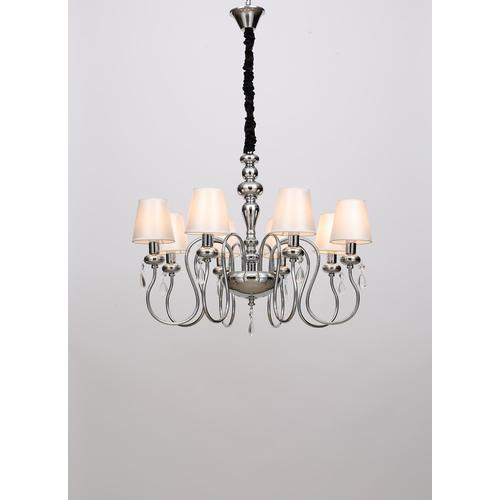 Living Room Three Colors Iron Chandelier
