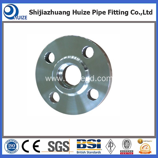 CS socket weld forged flange with back rf