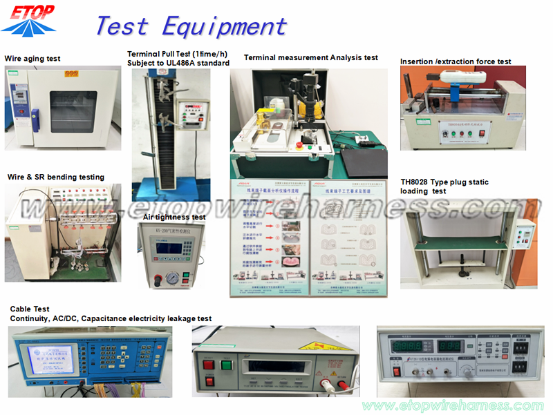 13, Test Equipment