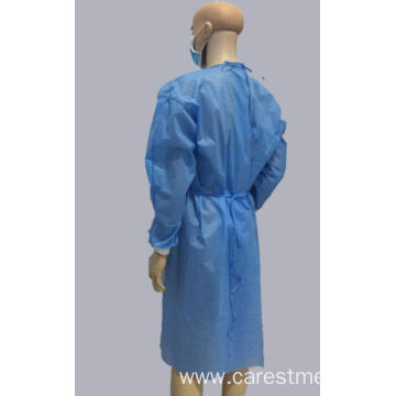 Disposable Medical Surgical gown  SMS 45-55GSM