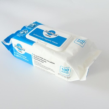 Disinfectant Antibacterial Wipes Organic Medical