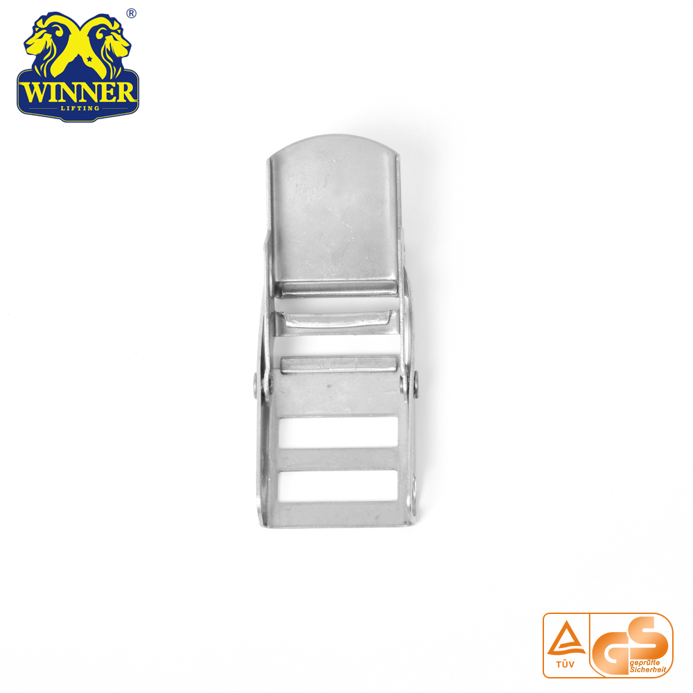 800KG 2 Inch Heavy Duty Stainless Overcenter Buckle