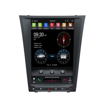 Arddull Tesla Autoradio Android 9 GS300 GS460 GS450