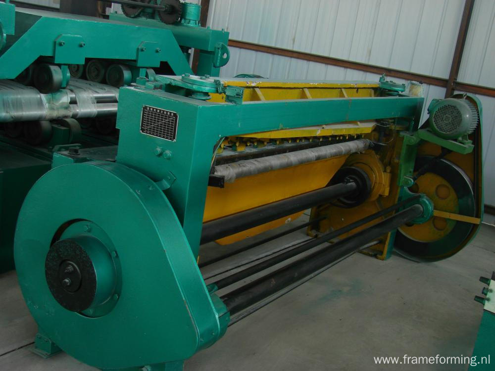 Simple and Economical Cut to Lenght machine