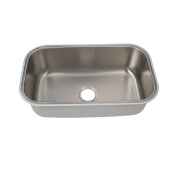 Morden single bowl sink