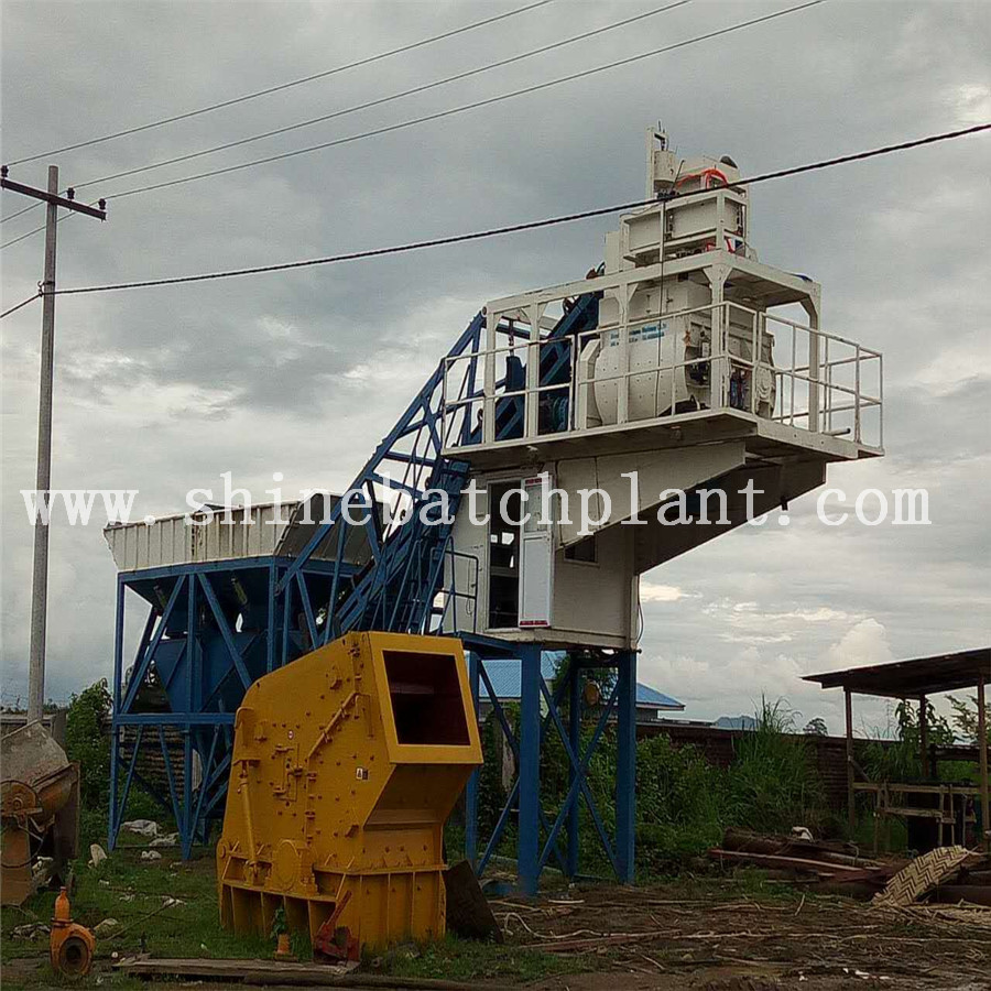 60 Mobile Mixing Plant 04