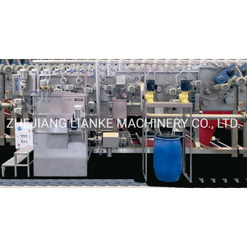 Textile Continuous Bleaching Washing Machine