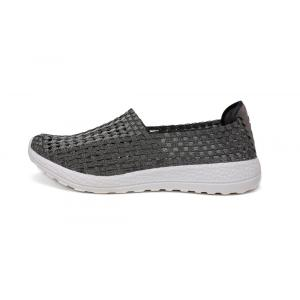 Lightweight Good Texture Upper Woven Hollow Work Shoes
