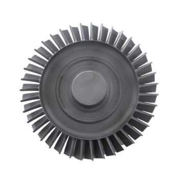 Nickel based alloy turbine disc blade