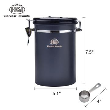 22oz Airtight Coffee Storage Container with Scoop