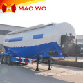Customized 40cbm tri axle Bulk Cement Tanker Trailer