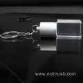 Bottle Glass USB Flash Drive Customized