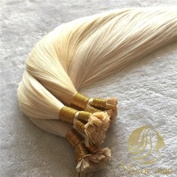 Pretty high quality Flat tip human hair extensions