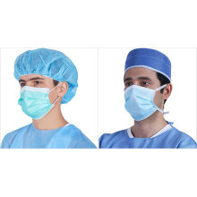 Hospital medical protective face mask surgical mask