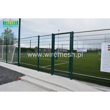 Hot Sale Cheap Metal Galvanized Fence Gate