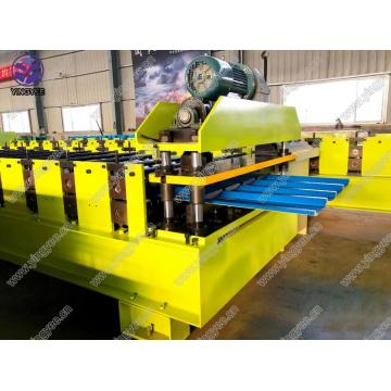 ibr metal roof sheet cold roll forming machine