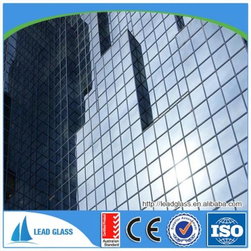 Ford Blue 6mm Tempered Glass Reflective Price m2
