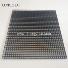 Plastic Fixed Eggcrate Grille for ceiling lighting