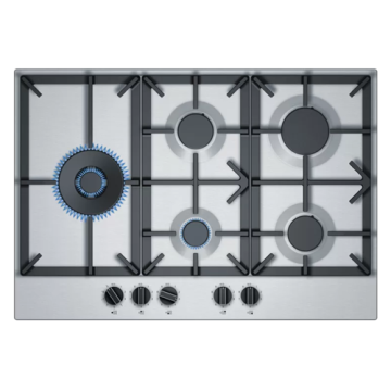 Neff Gas Hob Stove Stainless Steel 5 Burner