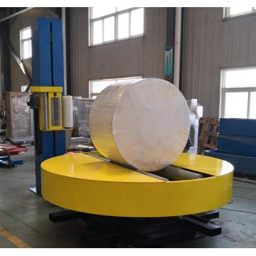 Big Paper Roll Stretch Wrapping Machine