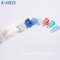 medical products pvc plastic pipe clip