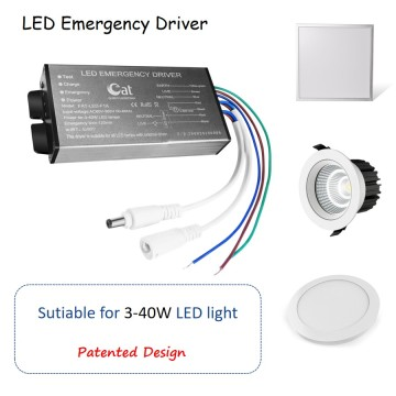 Emergency LED Driver 60W