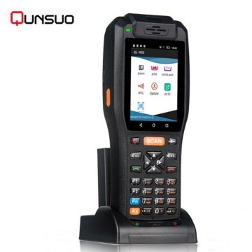 3.5 Inch PDA Data Collection Terminal with Printer