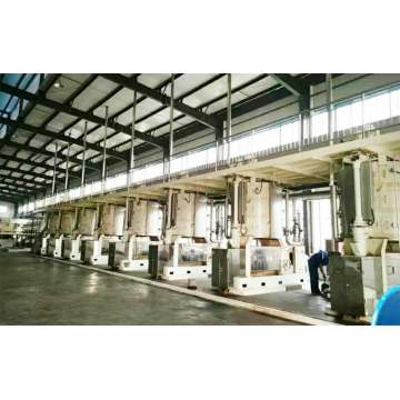 Mustard Oil Production Machine