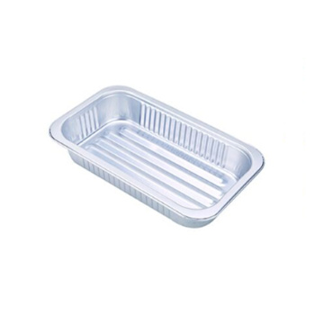 SGS Aluminum Foil Lunch Box with lids