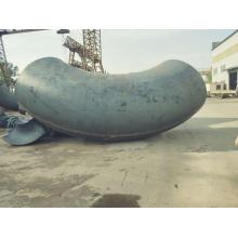 Large Diameter Seamless Carbon Pipe Fittings