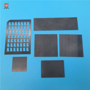 thermal heat sink silicon nitride ceramic laser cutting