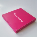 New Special Custom 5-Pair Mink Eyelash Paper Packaging
