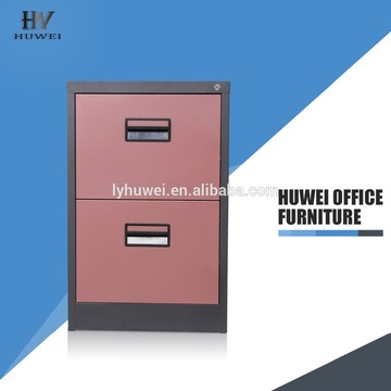 Vertical Two Drawer Cabinets Steel File Cabinet