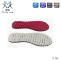New flat heel PVC sole