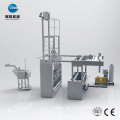 Fabric Rope Open Squeezing Slitting Machine