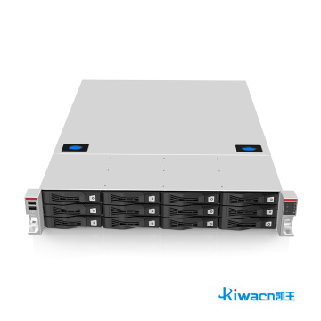 2U rack server chassis