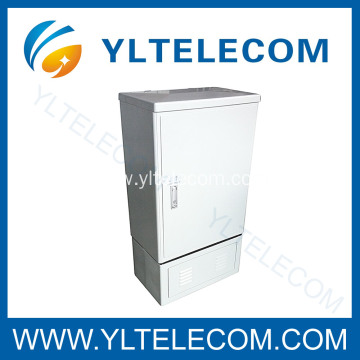 FOCC outoor 576 core SMC fiber optic cross connect cabinet