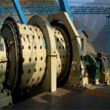 Copper Gold Ore Grinding Use Ball Mill